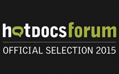 Invited to Pitch at HOT DOCS FORUM
