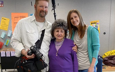 Granddaughter's film to document grandmother's Shoah experience