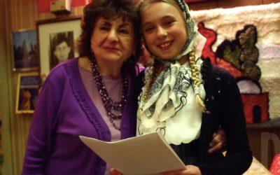 """My Hero, Sonia Warshawski""… The Heartfelt Essay That Won This 5th Grader An Award"