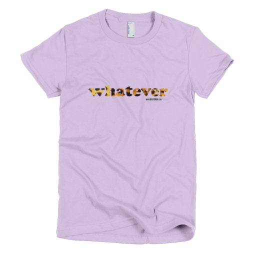 Whatever Shirt - Lavender