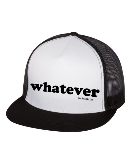 Whatever Black Hat