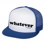 Whatever Royal Blue Hat